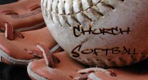 church-softball