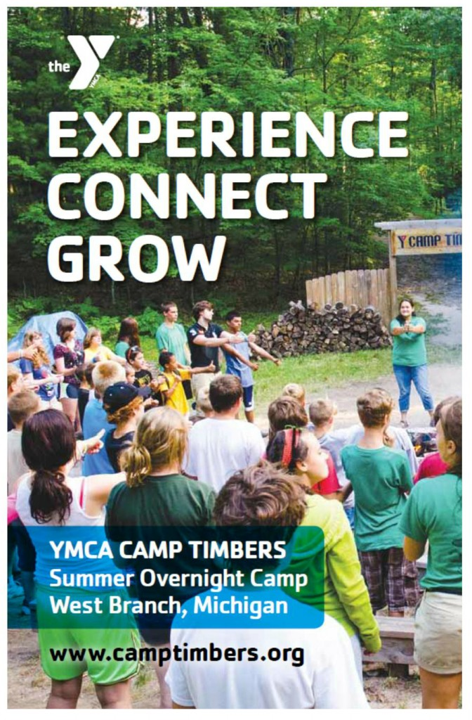 Camp Timbers Brochure 2016 - page 1