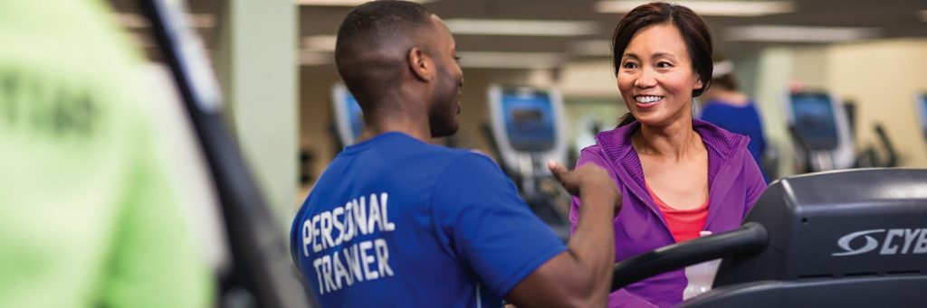 Personal Training - ymca of rock river valley