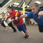 TRX Tues Jun 6 - Jun 27 @ Health Enhancement Room