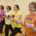 Women on Weights Thurs Sept 14 - Oct 19 @ Health Enhancement Room