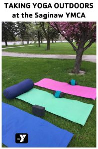Yoga - Outdoors at the Y Tues, Aug 8-Aug 29 @ YMCA - near outdoor track
