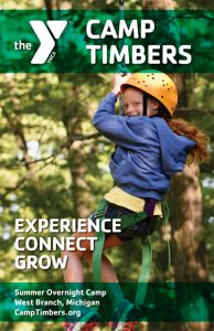 YMCA Camp Timbers' Summer Camp Brochure